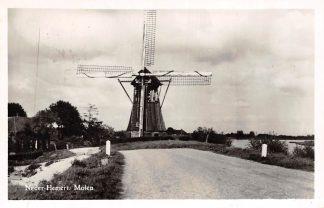 Ansichtkaart Nederhemert Molen 1955 Zaltbommel HC4201