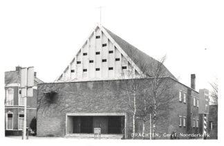 Ansichtkaart Drachten Gereformeerde Noorderkerk HC4211