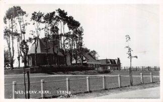 Ansichtkaart Itens Fotokaart Ned. Hervormde Martini Kerk Bij Wommels 1942 HC4230