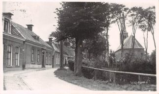 Ansichtkaart Weidum Type fotokaart 1943 Friesland HC4231