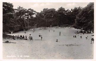 Ansichtkaart Appelscha In de duinen 1952 HC4267