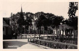 Ansichtkaart Oosterlittens Easterlittens Fotokaart 1942 Friesland HC4285