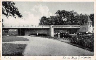 Ansichtkaart Zwolle Nieuwe Brug Spoolderberg 1937 HC4314