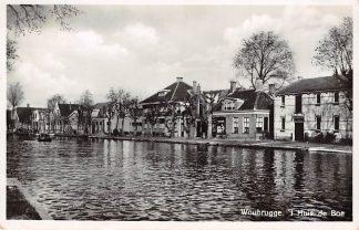Ansichtkaart Woubrugge 't Huis de Boe HC4315