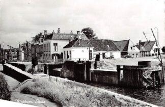 Ansichtkaart Makkum Sluis 1964 HC4322