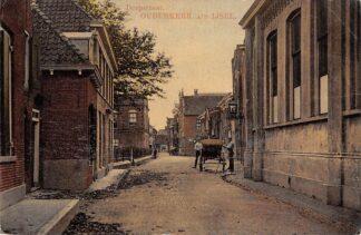 Ansichtkaart Ouderkerk aan den IJssel Dorpstraat HC4337