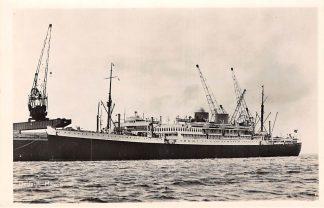 Ansichtkaart Delfzijl Haven s.s. Highland Princess Scheepvaart Schepen HC4354