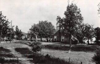Ansichtkaart Vlagtwedde Wollinghuizerweg HC4377