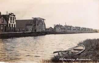 Ansichtkaart Krommenie Militaireweg Type fotokaart 1937 HC4409