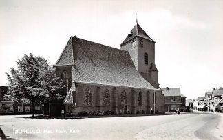Ansichtkaart Borculo Ned. Hervormde Kerk 1961 HC4516