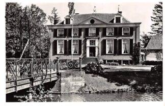 Ansichtkaart Hengelo (GD) Huize 't Zelle 1962 HC4566