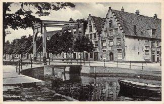 Ansichtkaart Hoorn Turfhaven 1933 HC4567