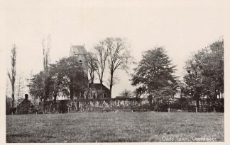 Ansichtkaart Oostermeer Oude Toren 1949 HC4613