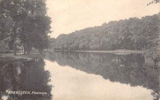 Ansichtkaart Enkhuizen Plantsoen 1925 HC4638