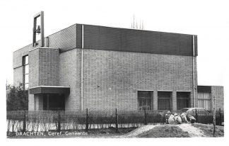 Ansichtkaart Drachten Gereformeerde Gemeente Kerk HC4649