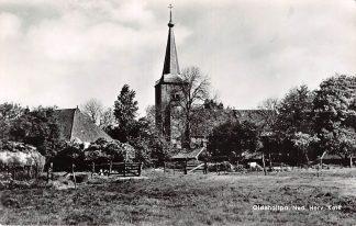 Ansichtkaart Oldehopta Ned. Hervormde Kerk 1967 HC4659