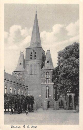 Ansichtkaart Deurne R.K. Kerk HC4677