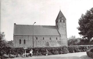 Ansichtkaart Oudega Ned. Hervormde Kerk 1978 Smallingerland HC4693