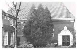 Ansichtkaart Drachten Doopsgezinde Kerk HC4696