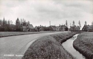 Ansichtkaart Oosterend (FR) Wynserdyk 1966 HC4703