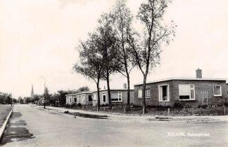 Ansichtkaart Kollum Eskesstraat 1956 HC4735