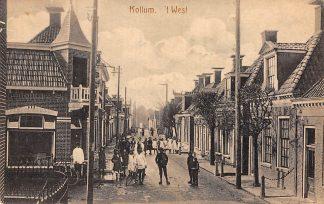 Ansichtkaart Kollum 't West HC4752