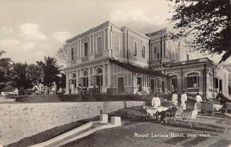 Ansichtkaart Ceylon Sri Lanka Mount Lavinia Hotel, near view 1931 Azië HC4818