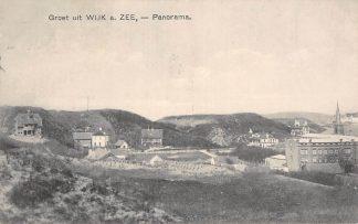 Ansichtkaart Wijk aan Zee Panorama HC4831