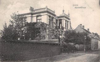 Ansichtkaart Goirle Kloosterstraat 1918 HC4868