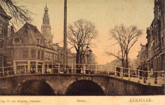 Ansichtkaart Alkmaar Mient 1908 HC4963