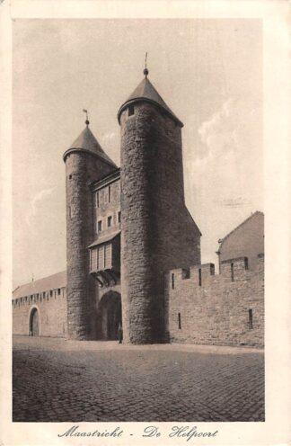 Ansichtkaart Maastricht De Helpoort 1918 HC4976