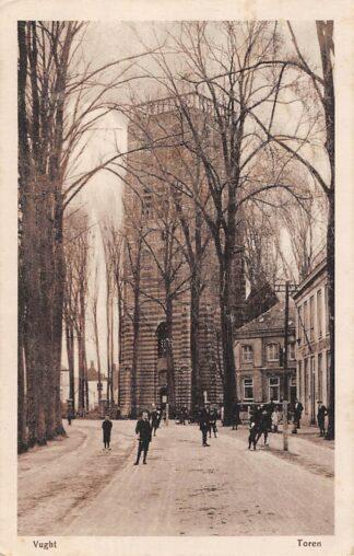 Ansichtkaart Vught Toren 1917 HC4990