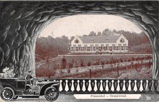 Ansichtkaart Heerenveen Oranjewoud Prinsenhof 1908 HC5009