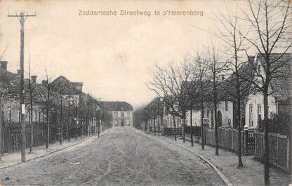 Ansichtkaart 's-Heerenberg Zeddamsche Straatweg 1920 HC5019
