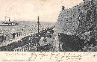 Ansichtkaart Ostseebad Wustrov Hohes Ufer 1905 Duitsland Deutschland HC5028