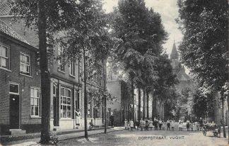 Ansichtkaart Vught Dorpstraat HC5037