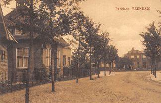 Ansichtkaart Veendam Parkplaan HC5041
