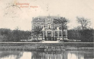 Ansichtkaart Schagerbrug Algemeen Weeshuis 1906 Schagen HC5044