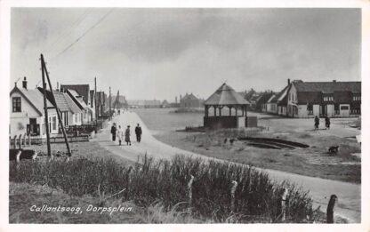 Ansichtkaart Callantsoog Dorpsplein 1950 HC5053