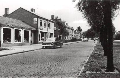 Ansichtkaart Wieringerwerf Terpstraat 1964 Auto HC5054