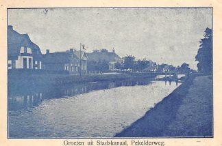 Ansichtkaart Stadskanaal Pekelderweg HC5055