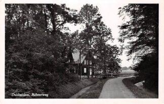 Ansichtkaart Dordrecht Dubbeldam Achterweg 1959 HC5085