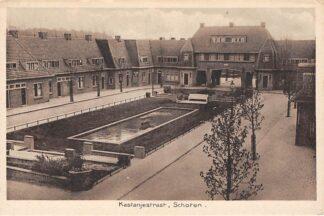 Ansichtkaart Haarlem Kastanjestraat Schoten HC5107