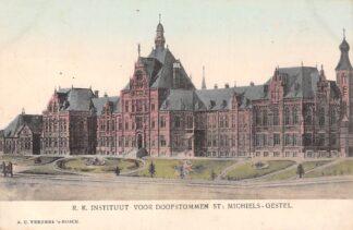 Ansichtkaart Sint-Michielsgestel R.K. Instituut voor Doofstommen 1915 HC5114