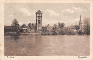 Ansichtkaart Doesburg Stadsgezicht HC5149