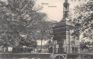 Ansichtkaart Alkmaar Accijnstoren 1910 HC5179