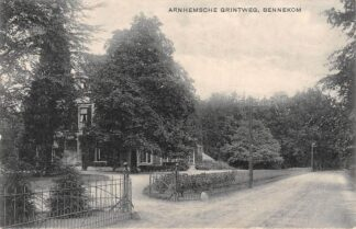 Ansichtkaart Bennekom Arnhemsche Grintweg HC5196
