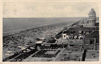 Ansichtkaart Zandvoort Panorama Groeten uit HC5210