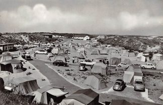 Ansichtkaart Zandvoort Camping De Branding 1965 Auto VW HC5215