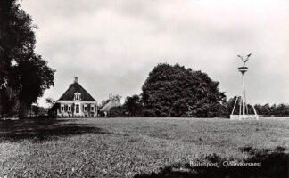 Ansichtkaart Buitenpost Ooievaarsnest bij boerderij HC5219